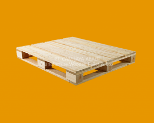 Pallet Kayu Four Entry